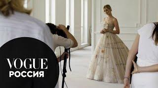 Как создавались свадебные платья Кьяры Ферраньи