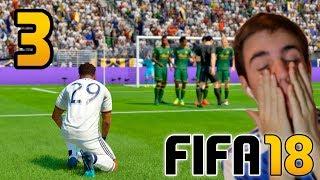 FIFA 18 El Trayecto CAPITULO 3 - ALEX HUNTER Gameplay Fran MG | Modo Historia COMPLETO