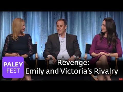 Revenge - Emily Thorne And Victoria Grayson's Rivalry