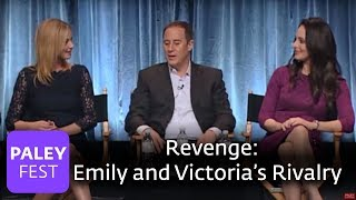 Revenge - Emily Thorne and Victoria Grayson's Rivalry
