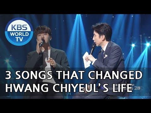 3 Songs that changed Hwang Chiyeul's life [Yu Huiyeol's Sketchbook/2018.05.12]