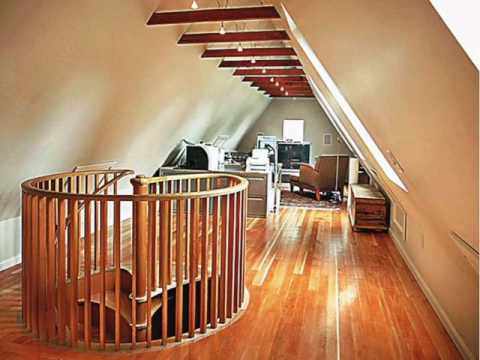 Low Ceiling Attic Spaces Ideas Youtube
