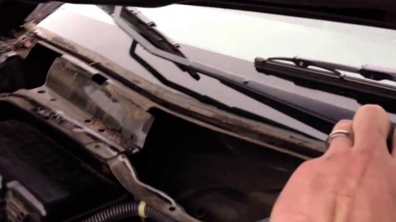 Lovely 2002 Honda Accord Windshield Wiper Arm Slop: Car Forensics   YouTube