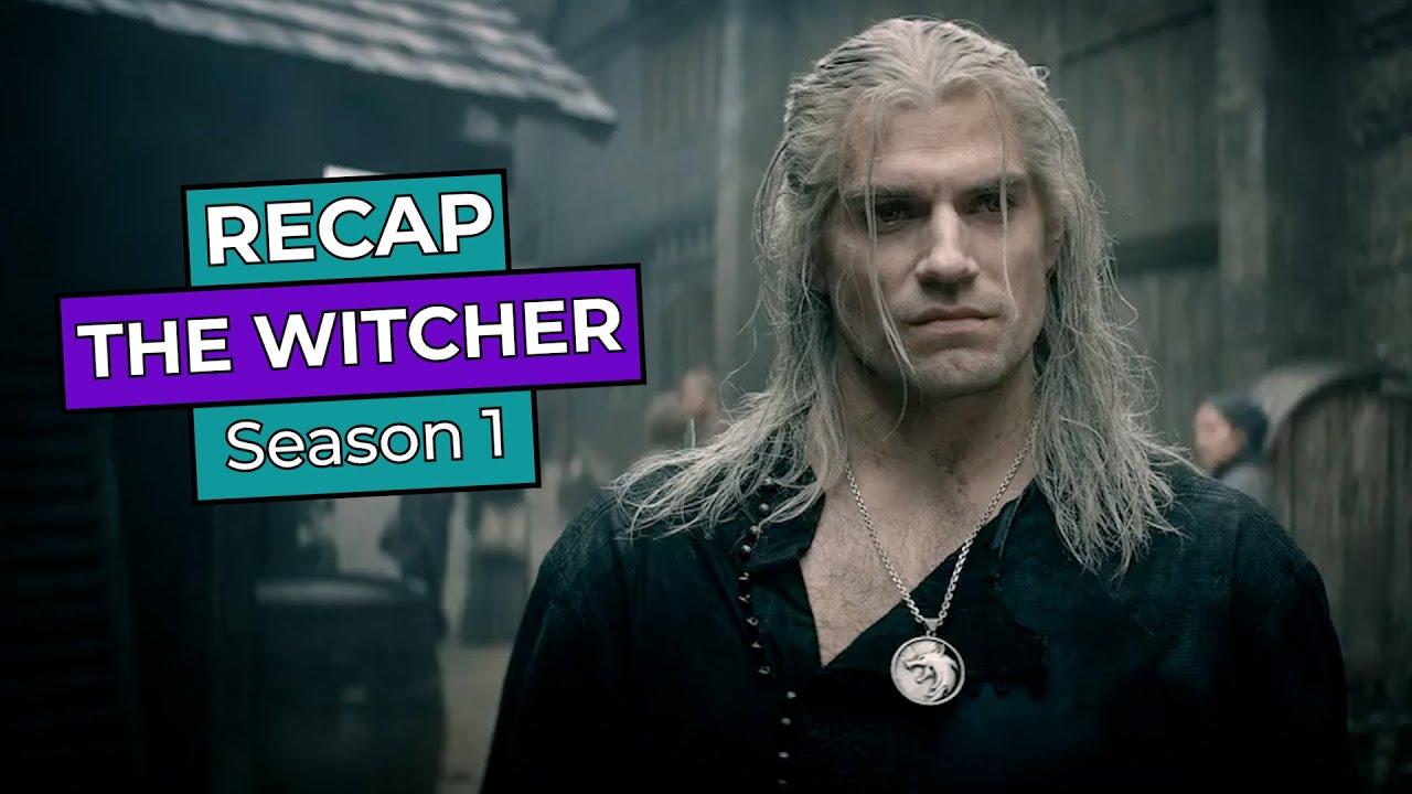 Download The Witcher: Season 1 RECAP