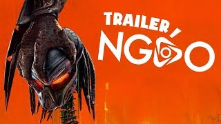 Trailer Ngáo - The Predator 2018