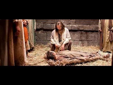 Jesus Heals A Man With Palsy Forgives Sins Youtube