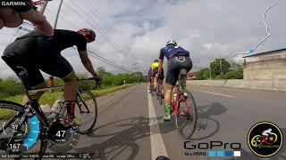 09-09-2018 K Cycling Club ชวนปั่น จอมทอง Super Hi Speed