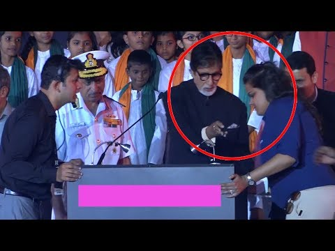 You Will Respect Amitabh Bachchan Even More After Watching This Video