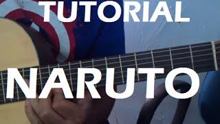 Tutorial Guitar/Violão Música triste Naruto -loneliness