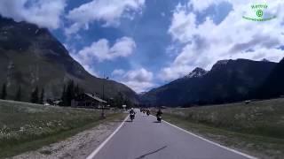 Route des Grandes Alpes et Alpes Maritimes 2015, Teil 1