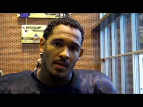 Video Interview With Derrick Morgan