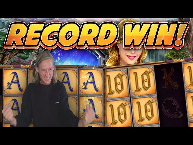 RECORD WIN!! Mystic Mirror BIG WIN  - Casino Games from Casinodaddys live stream