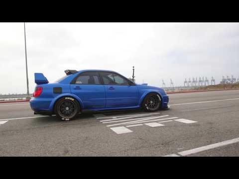 Blob eye Subaru STI