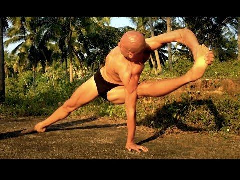 Fresh Yoga | Игорь Ковалев | Perfect workout in India | Promo video