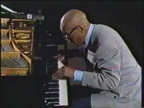 Eubie Blake 1972 Berlin - Charleston Rag /  Wild About Harry / Memories Of You