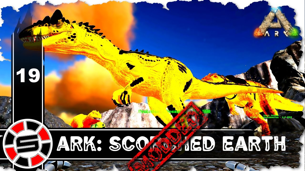 Lets play modded ark scorched earth s07 e19 evolving the lets play modded ark scorched earth s07 e19 evolving the evolution compy malvernweather