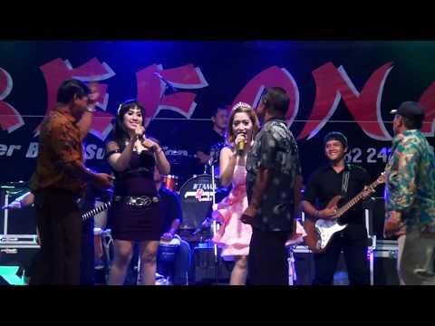 TERSIKSA- NEW REFANA super band super top dangdut