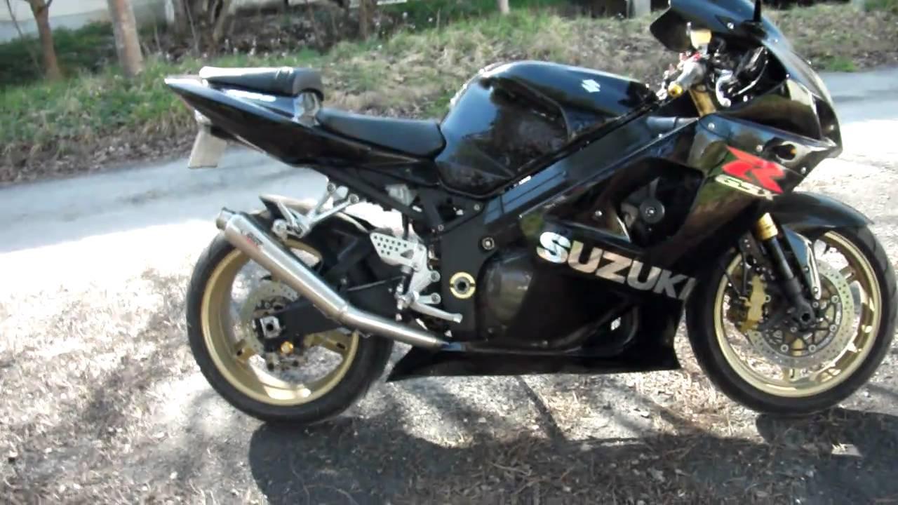 Suzuki GSXR 1000 K4 Serie limite - YouTube