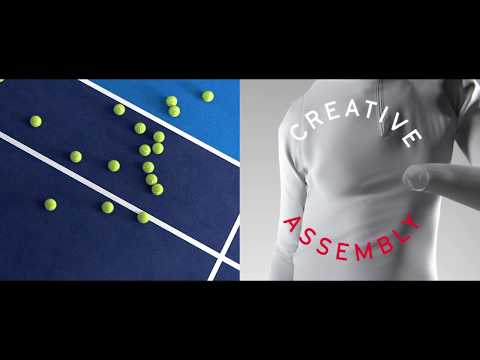 The VFX Festival 2018 Title Sequence By MPC