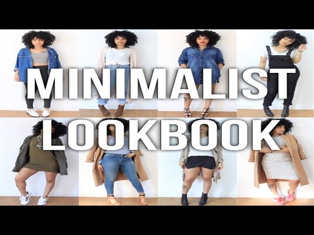 Minimalist Lookbook || TheNotoriousKIA