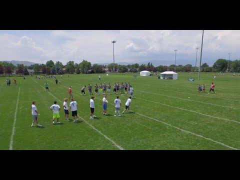 Camp with Kurt Warner, Ty Detmer, Dustin Smith, Mark Brunell & the QBE team