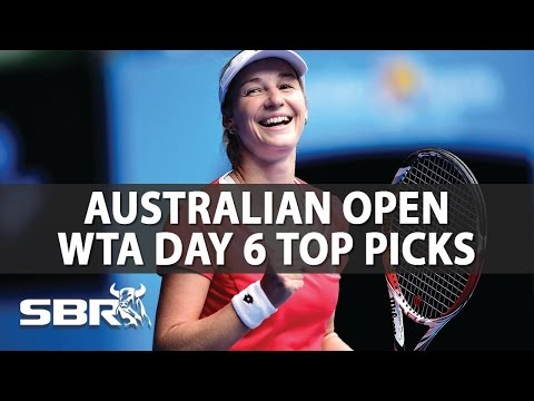 2017 Australian Open | Picks of the Day - WTA Women's Singles | Day 6