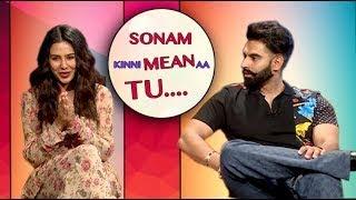 Parmish Verma Calls Sonam Bajwa Mean, Know Why | Singham | PTC Punjabi