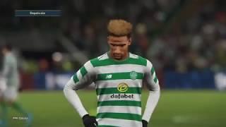 Pes2019   UEFA Champions League   Celtic x Ajax