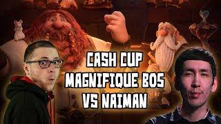 Magnifique Bo5 vs Naiman en Cash Cup !