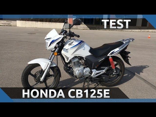 3000TL'YE Başlangıç Motosikleti - Honda CB125E İncelemesi