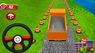 Train Games Construct Railway - Excavator Simulator Construction Vehicles - Android Gameplay