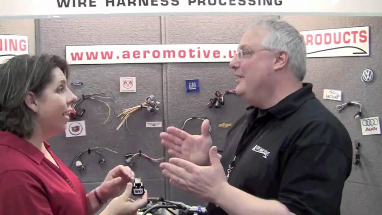 aeromotive wire harnes [ 1280 x 720 Pixel ]