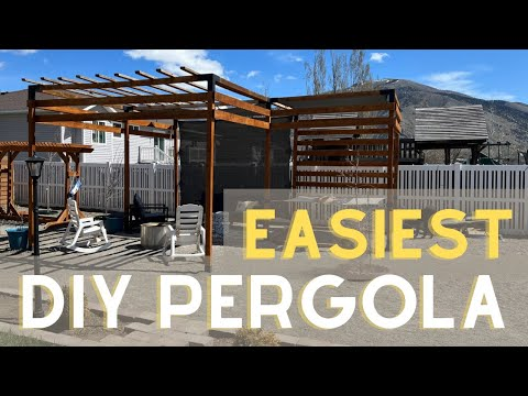 modern-pergola---super-easy-build!