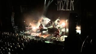 Hozier @ Chicago Riviera (2/25/15) - Work Song