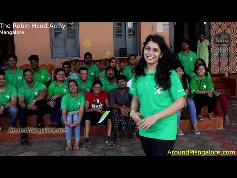 0 - The Robin Hood Army -  0% Hunger, 100% Literacy - NGO in Mangalore
