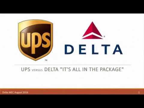 DAL vs UPS Contract Comparison