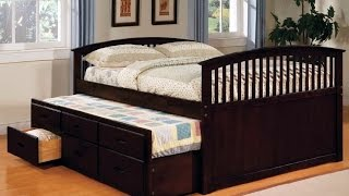 Platform king bed size frame with storage ideas