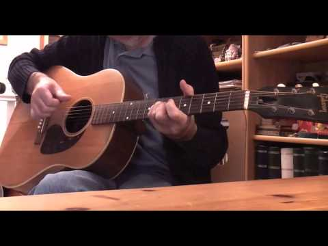 Oh Come, Oh Come Emmanuel - Cover John Fahey