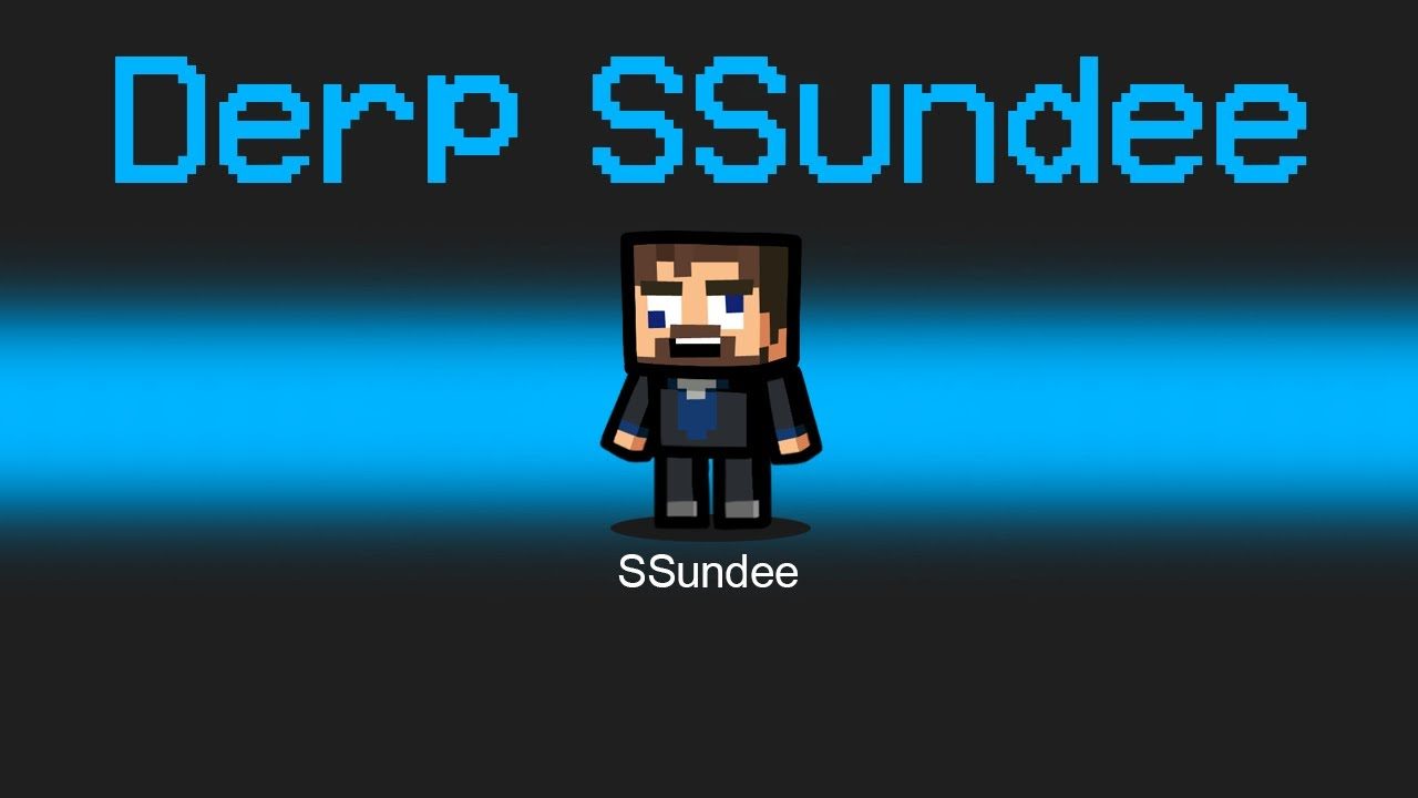 Download OFFICIAL *DERP SSUNDEE* Role in Among Us