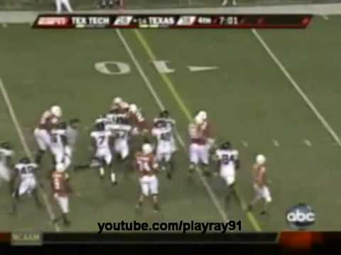Colt McCoy Career Highlight