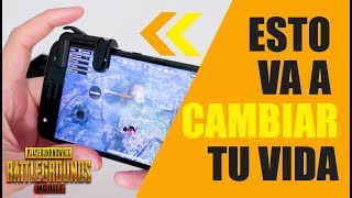 Review de gatillos PUBG mobile | Gatillos para móvil Android e iPhone