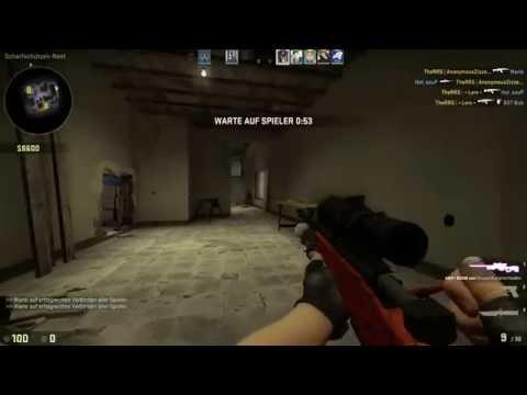 Counter-Strike: Global Offensive - hässlicher alter dicker Mann