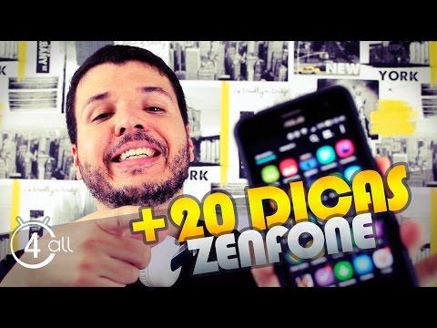 Zenfone ZenUI + 20 dicas essenciais - Português (Parte 2)