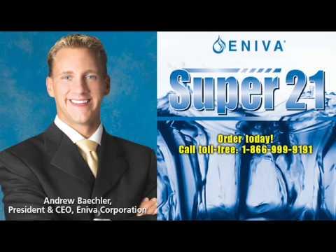 Eniva's New Product - Super21 Fuel Additive