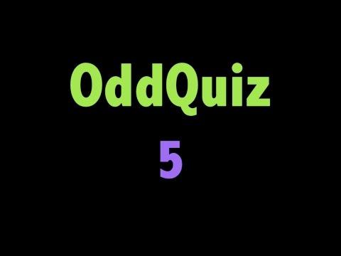 oddquiz:-5