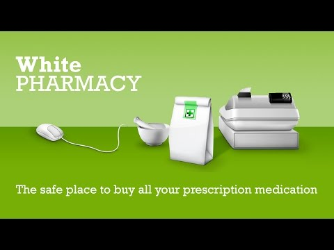 What is an internet pharmacy?