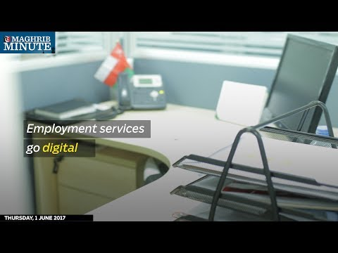 Employment services go digital