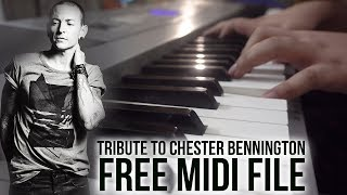 Linkin park - numb (tribute to chester bennington)