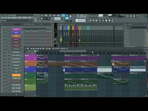 Bring Me The Horizon - True Friends (FL Studio)