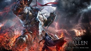 Lords of the Fallen - Comic-Con 2014 трейлер (PS4/Xbox One)